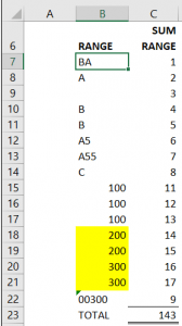 CONDITIONAL FORMATTING STEP 7