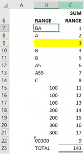CONDITIONAL FORMATTING STEP 9